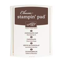Chocolate Chip Classic Stampin' Pad