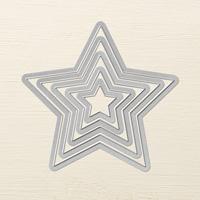 Stars Framelits Die