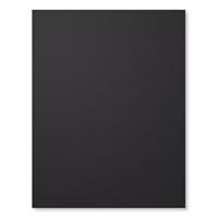 "Basic Black 8-1/2"" X 11"" Card Stock"