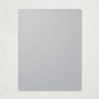 "Smoky Slate 8-1/2"" X 11"" Card Stock"