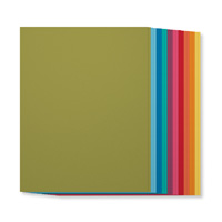 "Brights 8-1/2"" X 11"" Card Stock"