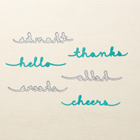 Greetings Thinlits Dies