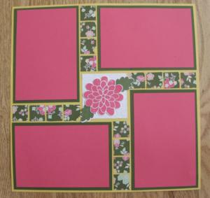 Pinks squares