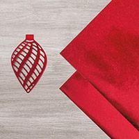 Red Foil Sheets