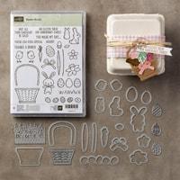 Basket Bunch Photopolymer Bundle