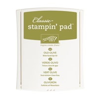 Old Olive Classic Stampin' Pad