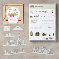 Hearts Come Home Clear-Mount Bundle