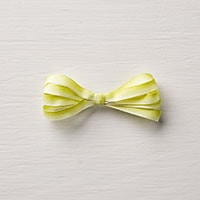 "Lemon Lime Twist 1/4"" Ombre Ribbon"