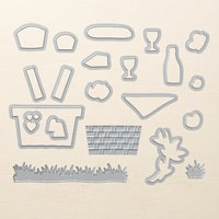 Picnic Basket Builder Framelits Dies