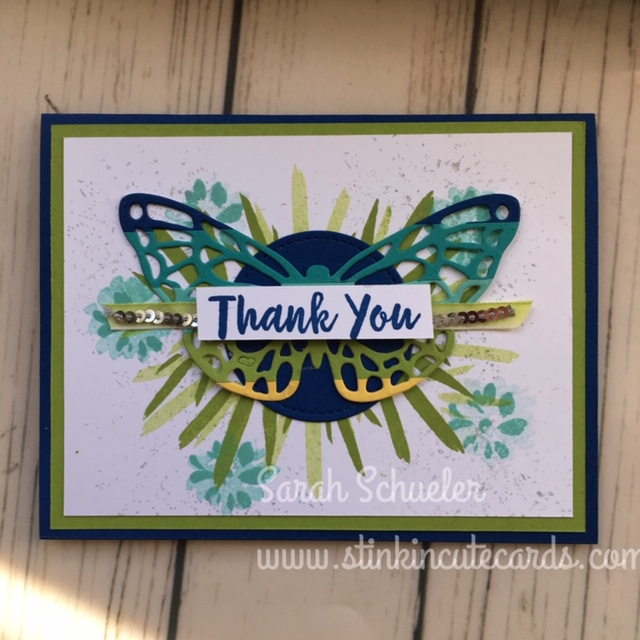 Because who doesn't like butterflies…