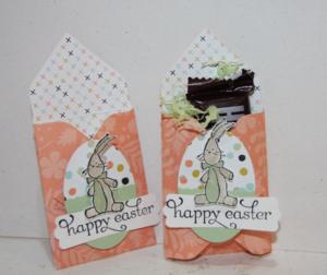 Easter Punch Board Favor