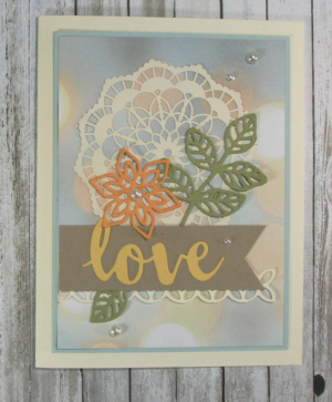April Hostess Club -Flourish Framelits