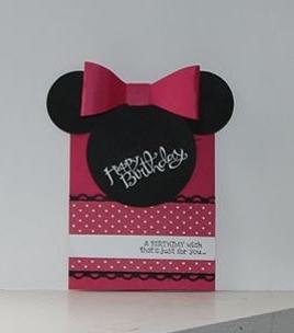 Minnie Mouse Bigz Die