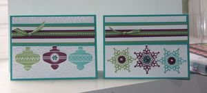 Christmas Collectibles Stamp set
