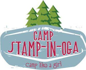 Camp Stamp In Oga