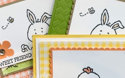Welcome Easter Fun Fold Online Class